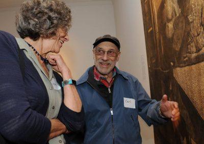 Susan Jewett and Carl Duzen